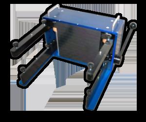 manual test press universal base
