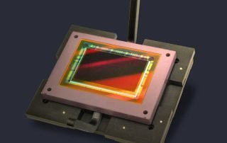 Custom ZIF sockets for high pincount PGA and CMOS image sensors