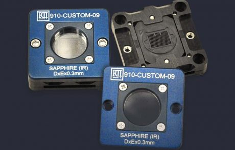 Small footprint WLCSP test sockets save space on DUT boards