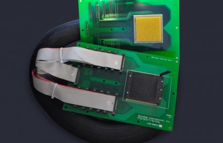 ZIF test socket cable based interface for MultiTrace systems