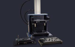 753 series pneumatic press disassembled