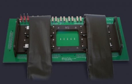 High Speed controlled impedence breakout and loadboard docking