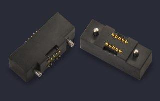 Custom pogo pin blocks available in any size